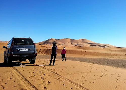 excursion dune merzouga