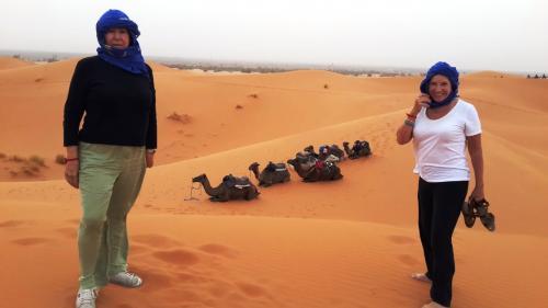 tour -nel deserto marocco
